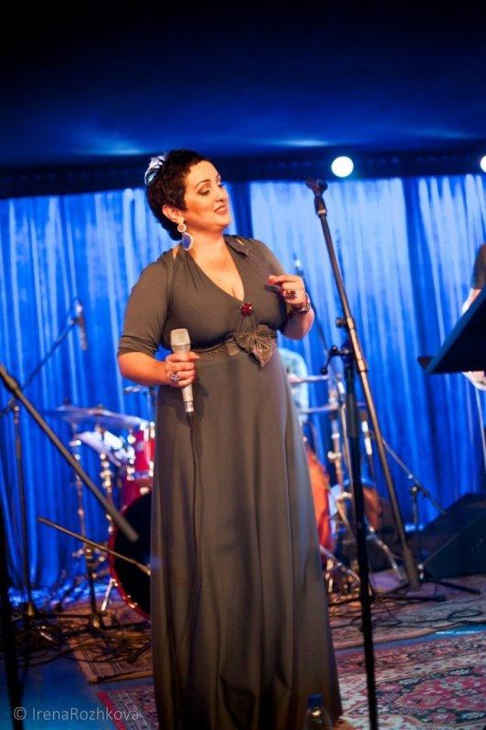 Этери Бериашвили Фото (Eteri Beriashvili Photo) певица из Грузии, участница проекта Голос2 / Страница - 22