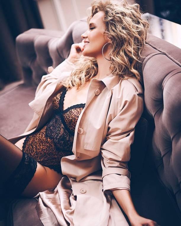 Глюкоза (Наташа Ионова) Фото - певица, телеведущая