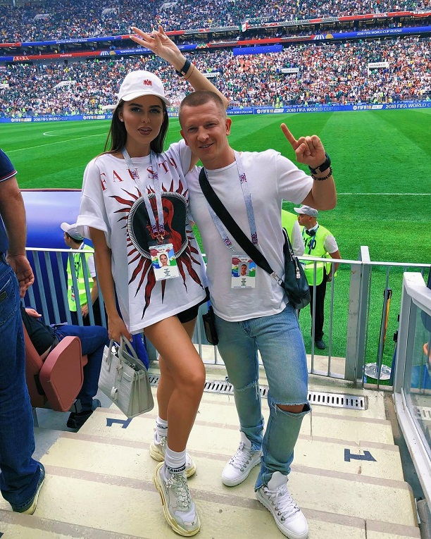 Ханна (Hanna, Анна Иванова) Фото - певица / Страница - 1