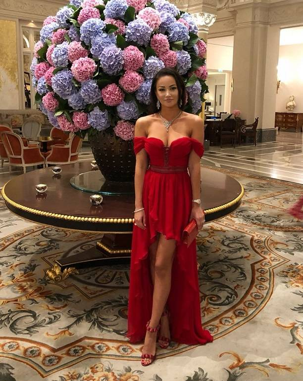 Инга Повседная Фото - модель и телеведущая Fashion TV
