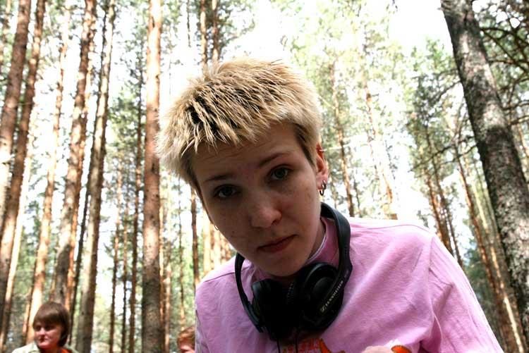 Jaki Tapping Photo (Жаки Тапинг Евгения Быкова Фото) русская певица