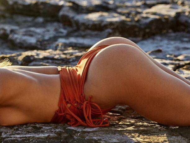 Юлия Ярошенко (Julia Yaroshenko) Фото - рыжеволосая модель в стиле ню / Страница - 6