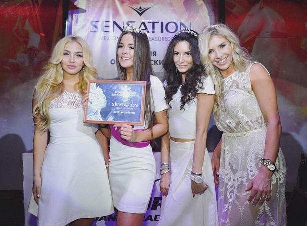 Кристина Ананьева Фото - победительница конкурса Miss Sensation 2016 / Страница - 1