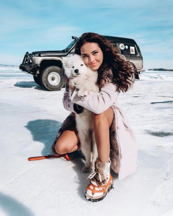 Кристина Крайт Фото - модель / Страница - 5