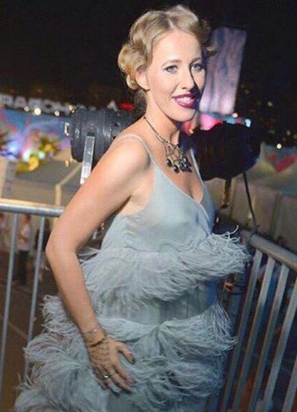 Ксения Собчак Фото (Kseniya Sobchak Photo) политик, телеведущая проекта Дом 2, певица / Страница - 1