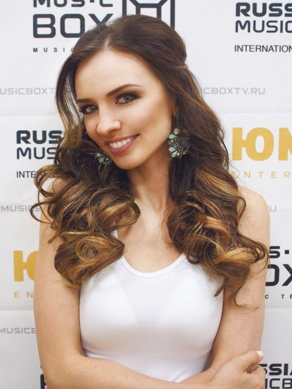 Лена Волхонская (Lena Volhonskaya) Фото - модель, ведущая