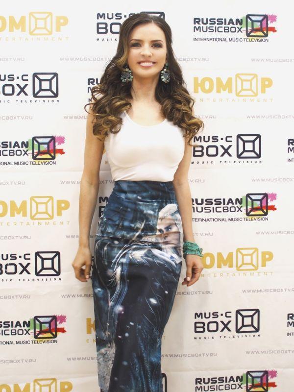 Лена Волхонская (Lena Volhonskaya) Фото - модель, ведущая / Страница - 1