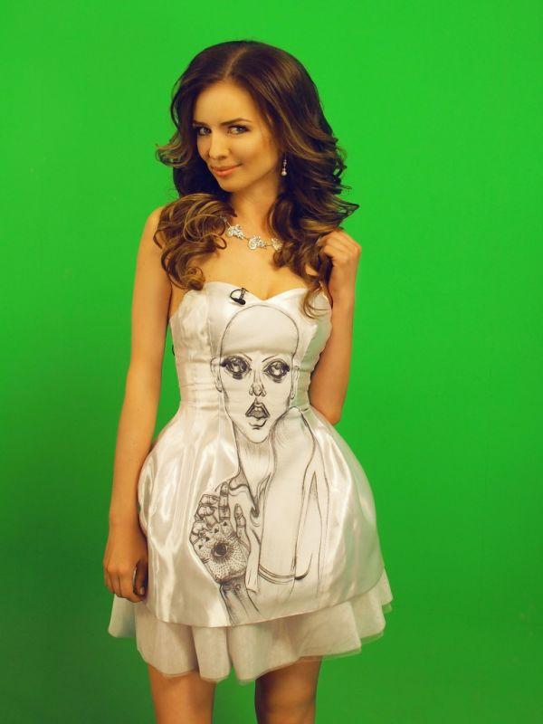 Лена Волхонская (Lena Volhonskaya) Фото - модель, ведущая / Страница - 3