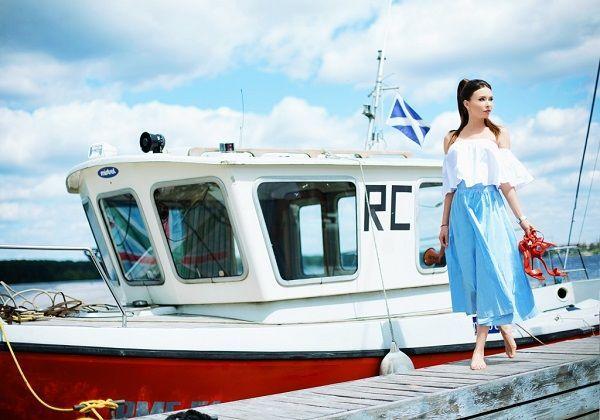 Лиза Марикова Фото - модель, журнал FHM, TOPBEAUTY / Страница - 6