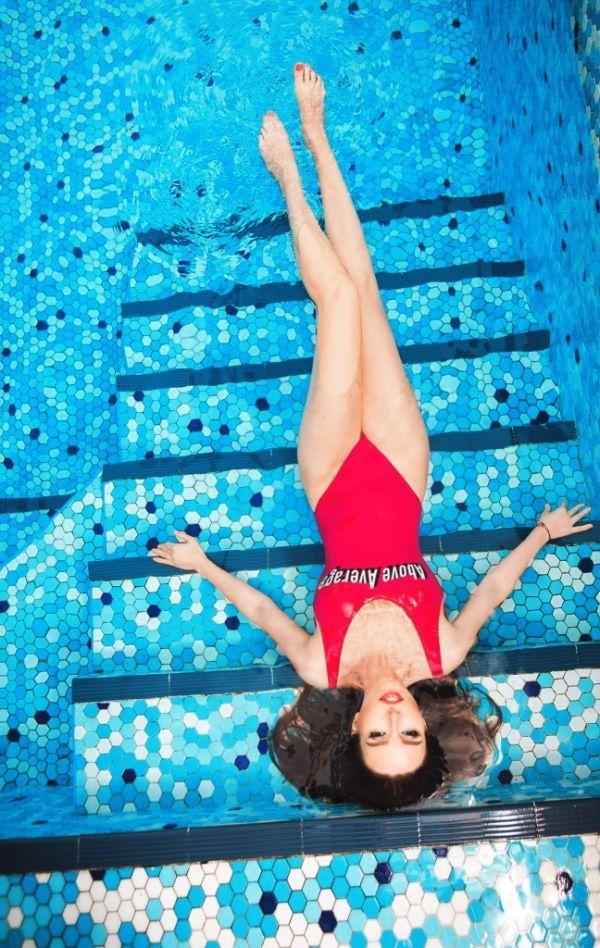 Лиза Марикова Фото - модель, журнал FHM, TOPBEAUTY / Страница - 7