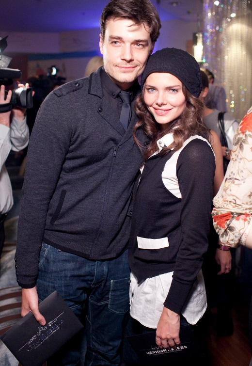 Актерская пара Лиза Боярская и Максим Матвеев  Лиза Боярская Фото (Liza Boyarskaya Photo) русская актриса