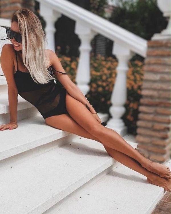 Ляйсан Утяшева Фото (Lyaisan Utyasheva Photo) русская спортсменка, заслуженный мастер спорта по художественной гимнастике / Страница - 4