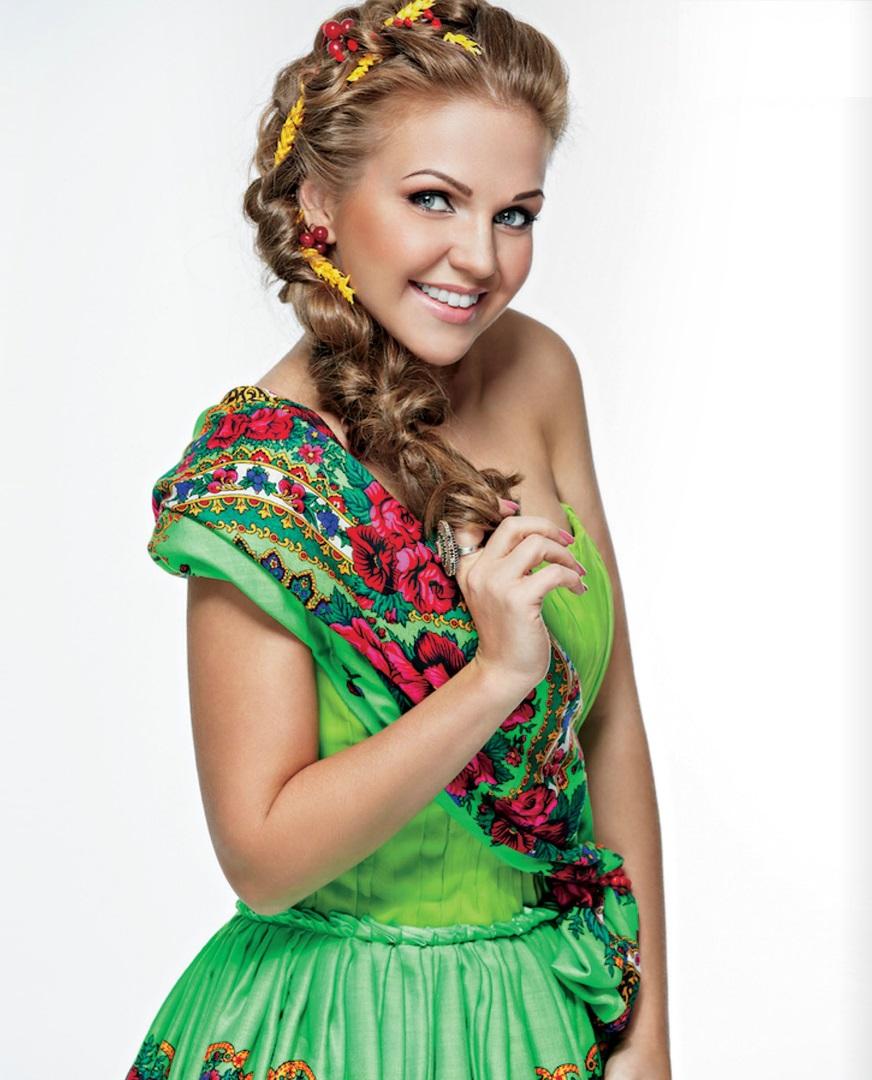 Марина Девятова Биография (Marina Devyatova Biography) русская певица