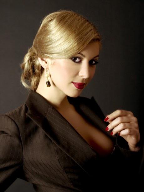 Марыся Горобец Фото (Marisya Gorobets Photo) русская украинская модель, ведущая / Страница - 3