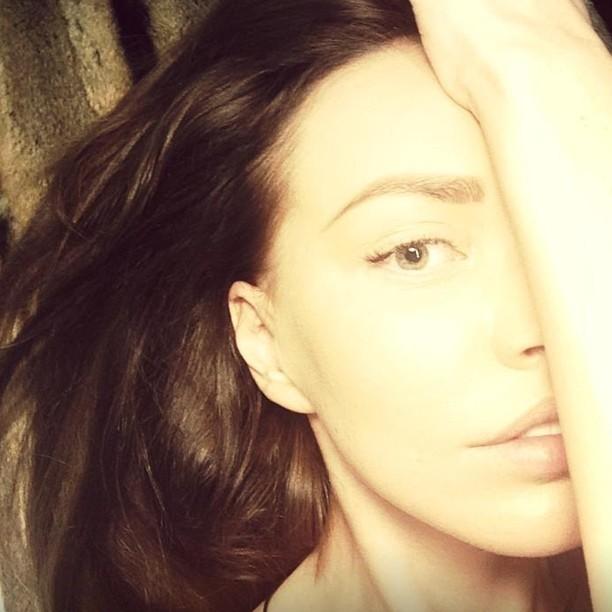 Телеведущая Маша Малиновская выложила фото без макияжа