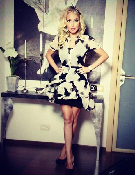 Маша Малиновская Фото (Masha Malinovskaya Photo) русская телеведущая,блондинка российского шоу-бизнеса / Страница - 6