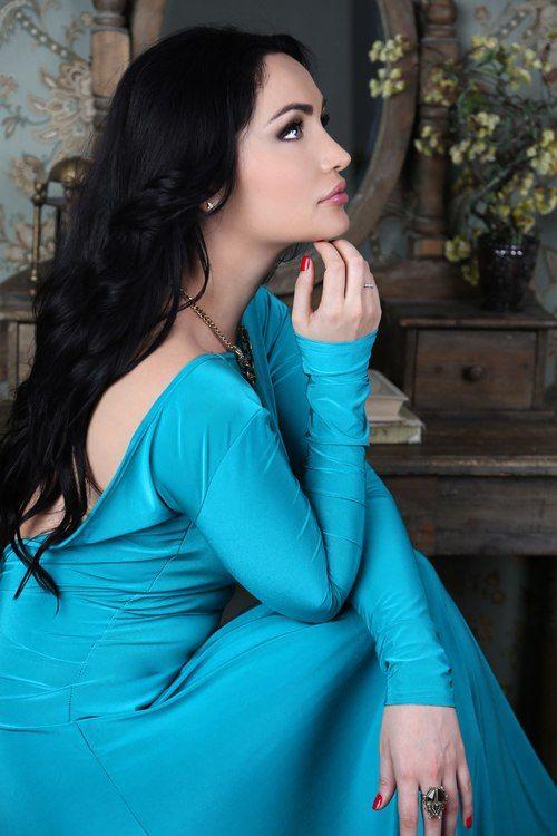Меседа Багаудинова Фото (Meseda Bagaudinova Photo) певица из Грозного, бывшая солистка группы ВИАГРА