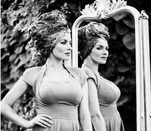 Надежда Грановская-Мейхер Фото (Nadejda Granovskaya-Meykher Photo) телеведущая, певица, бывшая участница коллектива ВИАГРА