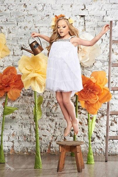 Настя Петрик Фото (Nastya Ptrik Photo) украинская певица, победительница Детское Евровидение 2012, Детская Новая Волна