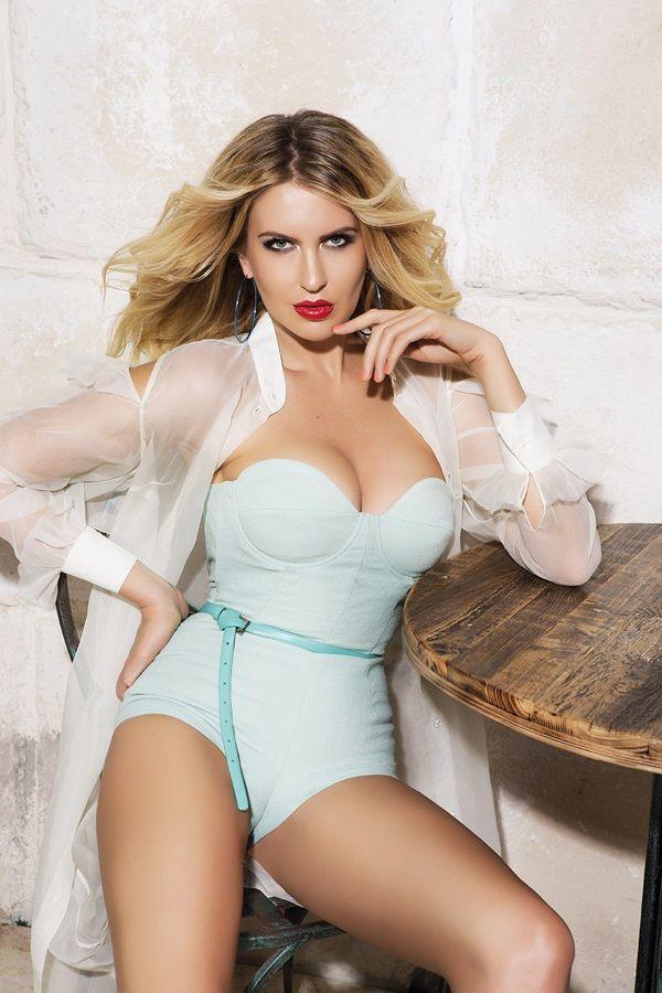 Наталия Капчук Фото - модель