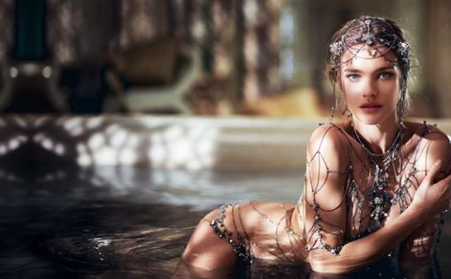 Наталья Водянова Фото (Natalia Vodyanova Photo) российская супермодель / Страница - 3
