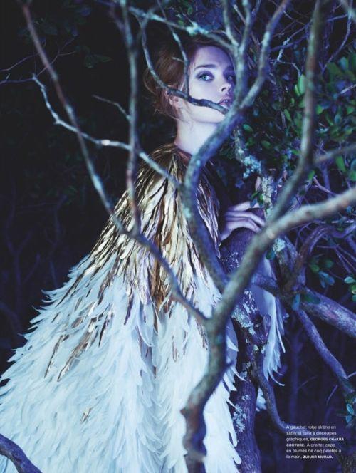 Наталья Водянова Фото (Natalia Vodyanova Photo) модель / Страница - 8
