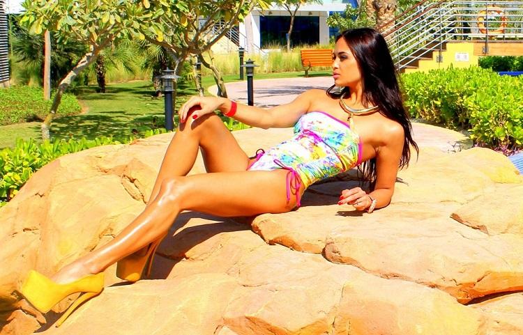 Нита Гупта Фото (Нита Кузьмина Nita Kuzmina Gupta Photo) участница Каникулы в Мексике, модель / Страница - 14