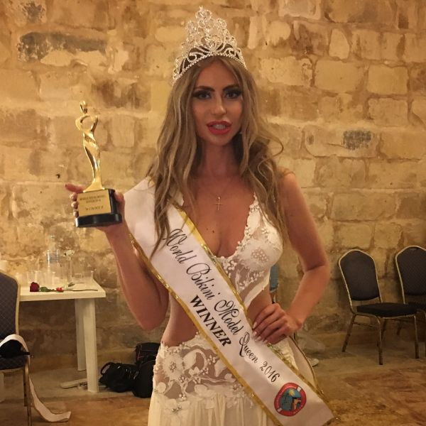 Олеся Крайнюк (Olesya Kraynuk) Фото - модель, победительница Miss Bikini World 2016 / Страница - 2