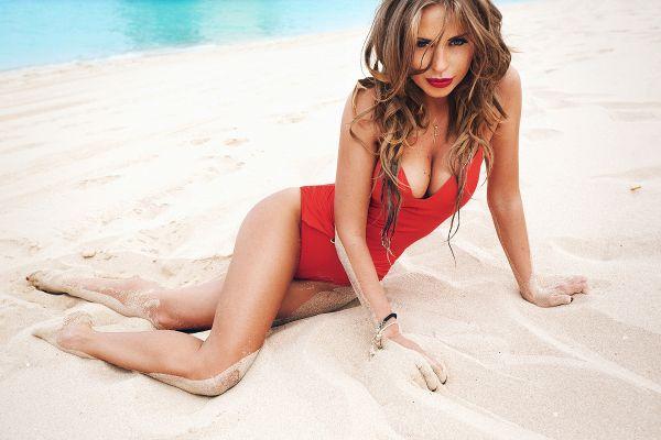 Олеся Крайнюк (Olesya Kraynuk) Фото - модель, победительница Miss Bikini World 2016 / Страница - 5