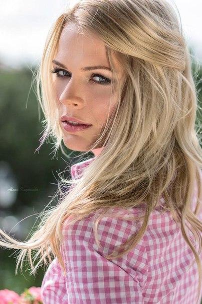 Ольга Фреймут Фото (Olga Freymut Photo) украинская телеведущая, журналистка и модель / Страница - 2