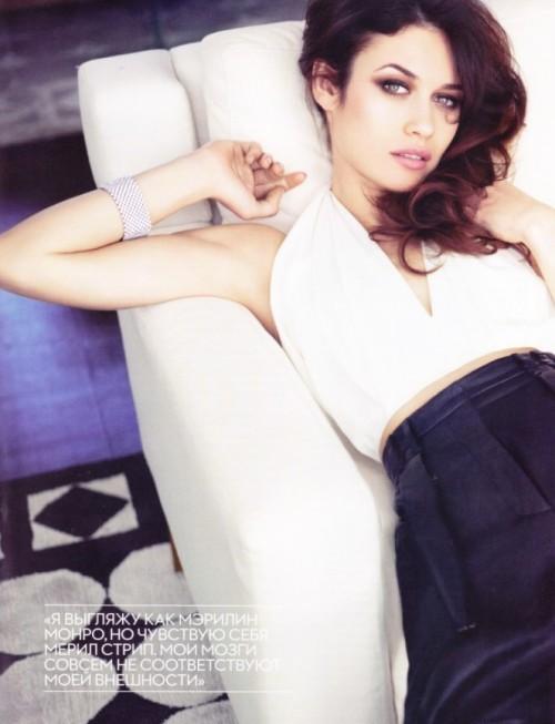 Ольга Куриленко Фото (Olga Kurylenko Photo) французская актриса и модель, девушка Бонда / Страница - 1