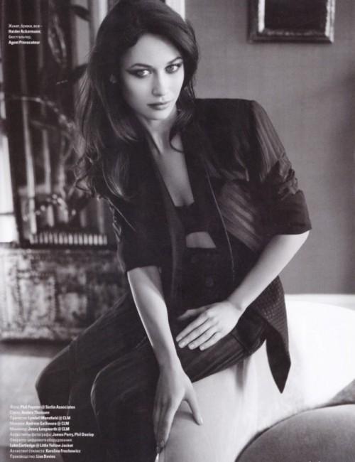 Ольга Куриленко Фото (Olga Kurylenko Photo) французская актриса и модель, девушка Бонда / Страница - 2