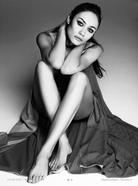 Ольга Куриленко Фото (Olga Kurylenko Photo) французская актриса и модель, девушка Бонда / Страница - 3