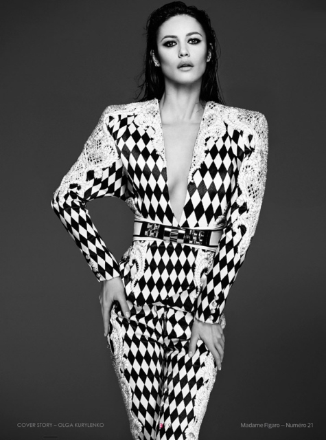 Ольга Куриленко Фото (Olga Kurylenko Photo) французская актриса и модель, девушка Бонда / Страница - 4