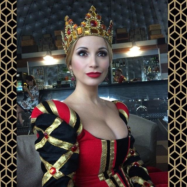 Ольга Орлова Фото (Olga Orlova Photo) русская певица, актриса, бывшая солистка группы Блестящие