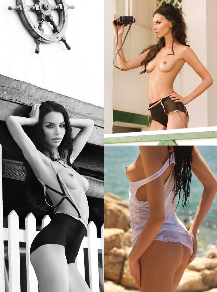 Ольга Ром (Замятина) модель Фото / Страница - 1