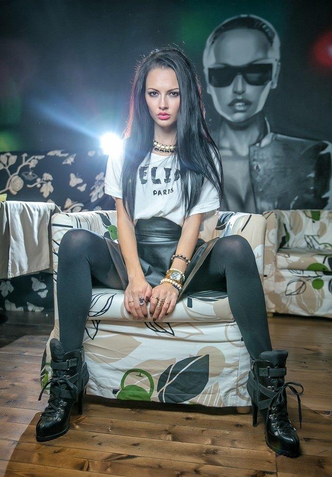 Новый состав группы Серебро 2014 года: Полина Наливалкина Фаворская, Ольга Серябкина, Дарья Шашина