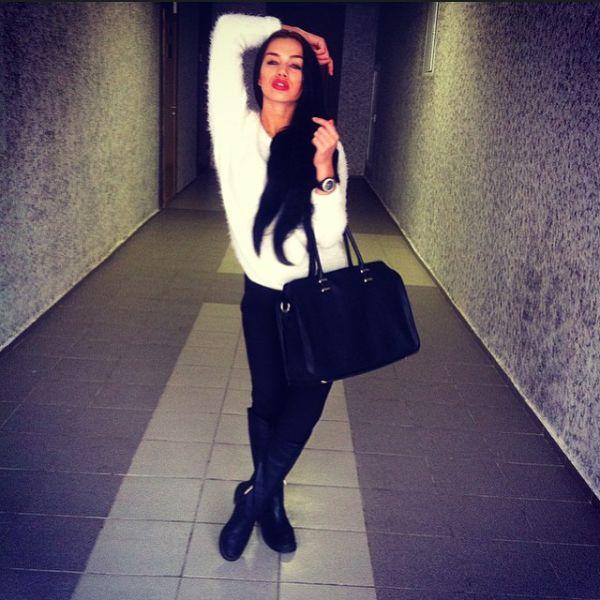 Сандра Бурмистрова Фото - звезда Инстаграм, модель / Страница - 5
