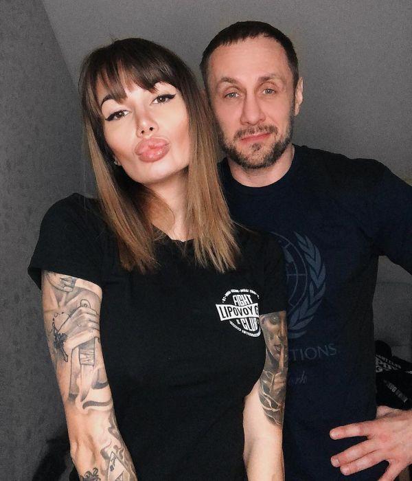 Саша Кабаева (Sasha Kabaeva, Александра Липовая, Алина Кабаева) Фото - модель, барбер, звезда Soho Rooms / Страница - 1