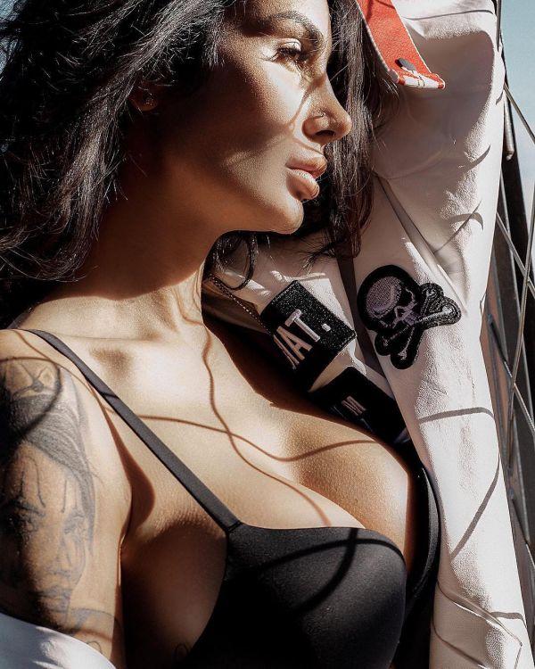 Саша Кабаева (Sasha Kabaeva, Александра Липовая, Алина Кабаева) Фото - модель, барбер, звезда Soho Rooms / Страница - 5