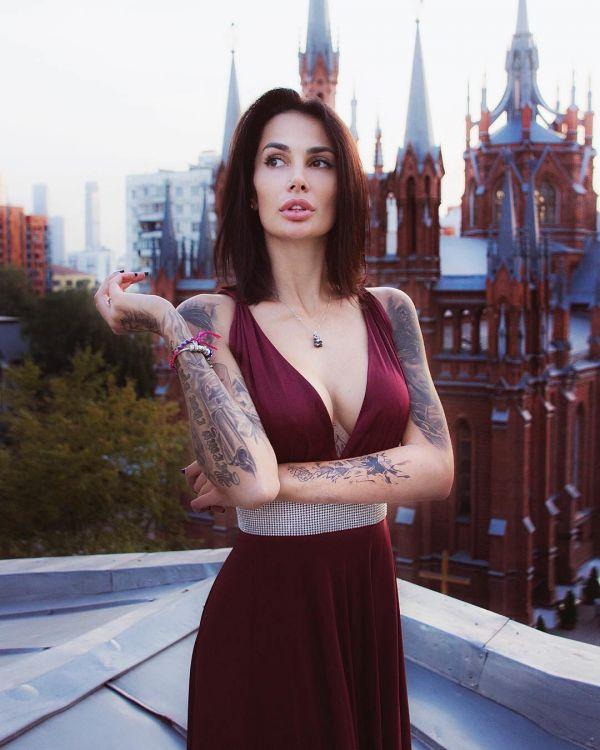 Саша Кабаева (Sasha Kabaeva, Александра Липовая, Алина Кабаева) Фото - модель, барбер, звезда Soho Rooms / Страница - 6