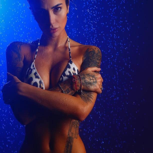Саша Кабаева (Sasha Kabaeva, Александра Липовая, Алина Кабаева) Фото - модель, барбер, звезда Soho Rooms / Страница - 17