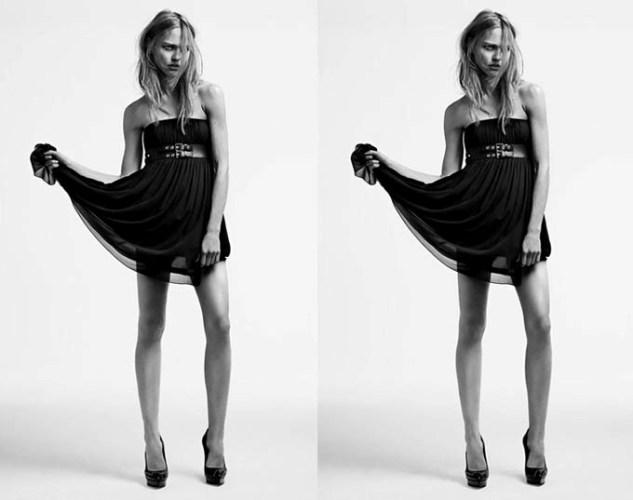 Саша Пивоварова Фото (Sasha Pivovarova Photo) русская модель / Страница - 7