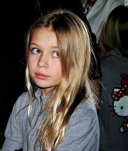 Соня Брежнева Фото (Sonya Brejneva Photo) дочка Веры Брежневой / Страница - 2