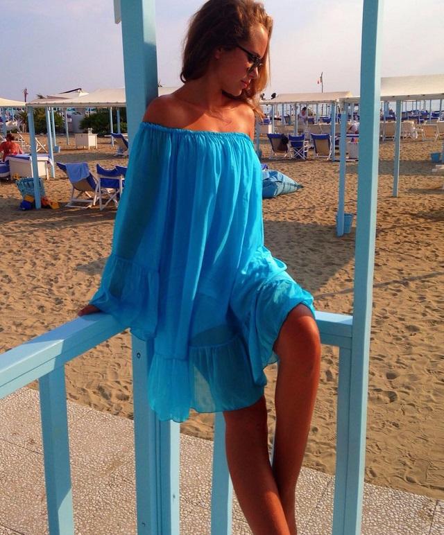Стефания Маликова (Stefaniya Malikova) Фото - модель, дочка Дмитрия Маликова / Страница - 1