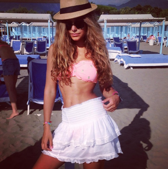 Стефания Маликова (Stefaniya Malikova) Фото - модель, дочка Дмитрия Маликова / Страница - 6