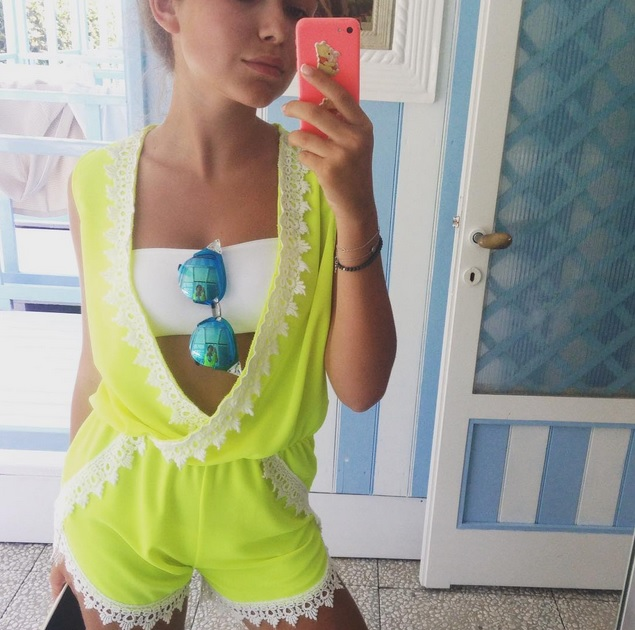 Стефания Маликова (Stefaniya Malikova) Фото - модель, дочка Дмитрия Маликова / Страница - 8