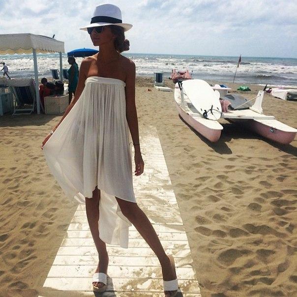 Стефания Маликова (Stefaniya Malikova) Фото - модель, дочка Дмитрия Маликова / Страница - 12