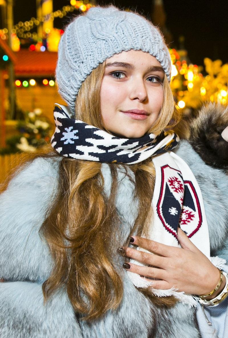 Стефания Маликова (Stefaniya Malikova) Биография - модель, дочка Дмитрия Маликова
