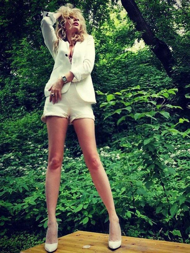 Татьяна Миловидова Фото (Tatyana Milovidova Photo) русская певица, солистка группы Бандэрос / Страница - 5